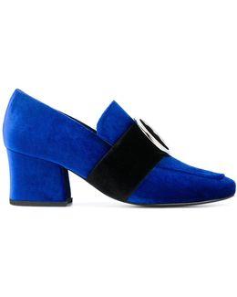 Pilgrim Buckle Loafers