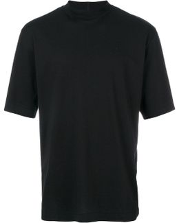 Band Collar T-shirt