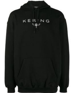 Kering Logo Hoodie