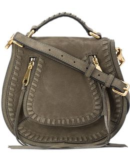 Small Vanity Saddle Bag