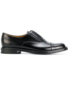 Studded Oxford Shoes