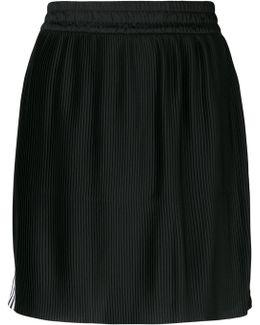 Signature Stripe Skirt