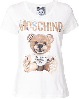 Toy Bear Logo T-shirt