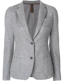 Classic Knitted Blazer