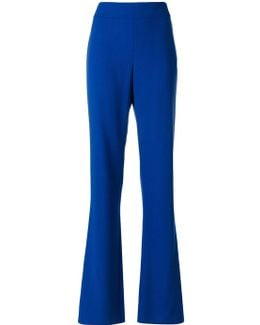 Loose-fit Straight Trousers