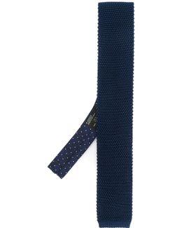 Knitted Skinny Tie
