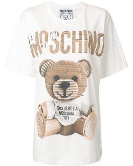 Toy Bear Oversized T-shirt