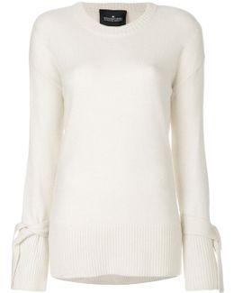 Sydni Tie Cuff Sweater