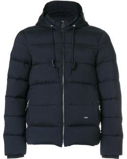 Padded Hood Jacket
