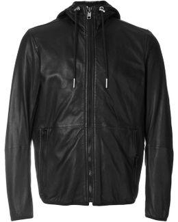 Hooded Zip Jacket