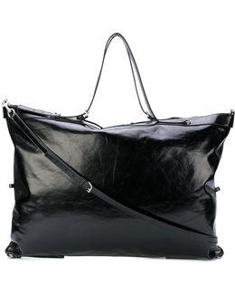 Large Id Convertible Bag