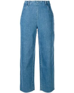 Eloi Cropped Jeans