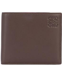 Anagram Bifold Wallet