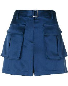 Pocket Mini Shorts