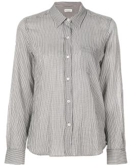 Striped Fitted Shirt