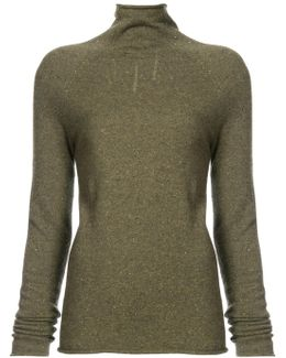 Cashmere Long Sleeve Pullover