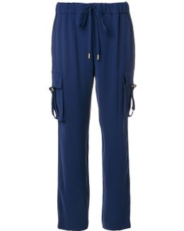Drawstring Pocket Trousers