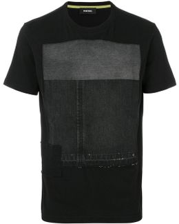 Denim Patch T-shirt