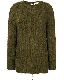 Crema Sweater