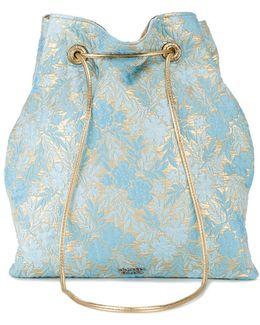 Saccetti Jacquard Tote Bag