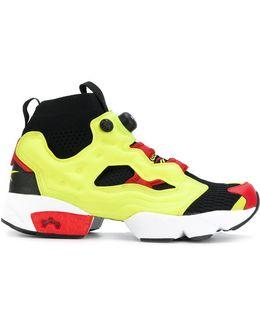 Insta Pump Fury Sneakers