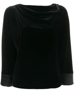 Neck Detail Top