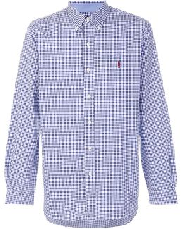 Check Fitted Shirt