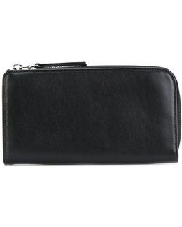 Classic Zipped Wallet