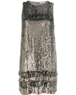 Glast Sequined Dress