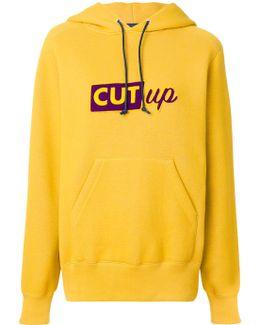 Cut-up Hoodie