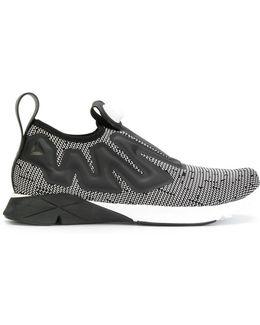 Ultraknit Pump Sneakers