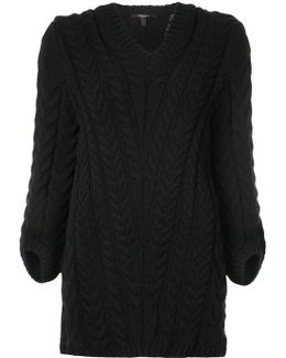 Cable Knitted Sweater