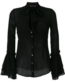 Daily Looks Lace Shirt