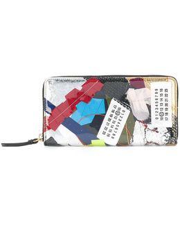 Patterned Wallet