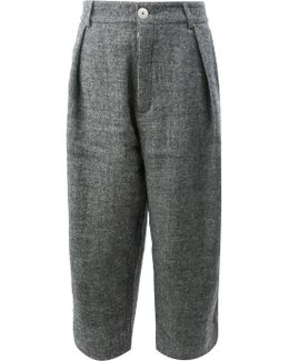 The Tinker Cropped Trousers