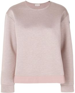 Classic Fitted Sweatshirt
