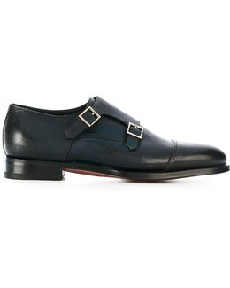 Buckled Monk Shoes