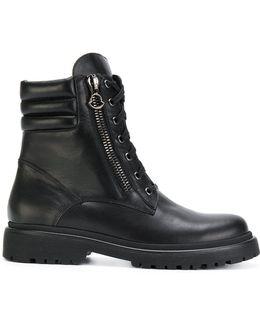 Viviane Zip Boots
