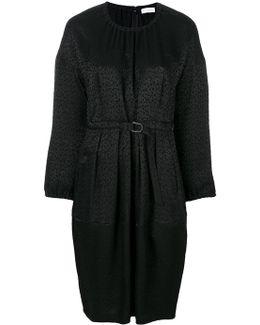 Dhala Belted Dress