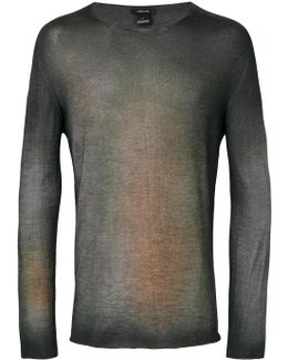 Fade Effect Pullover