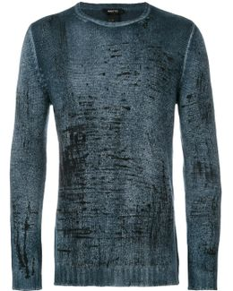 Weathered Effect Jumper