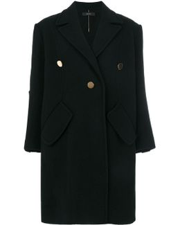 Tailored Fitted Coat