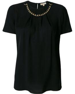 Chain Neck T-shirt