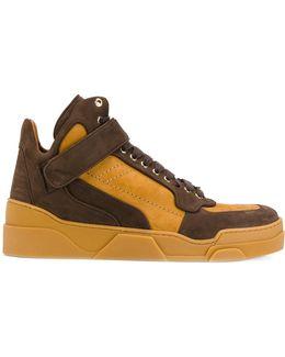 High Suede Sneakers