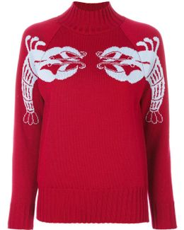 Tunisi Embroidered Jumper