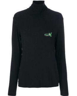 Nizza Turtle-neck Sweater