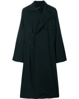 Stand Dolman Coat