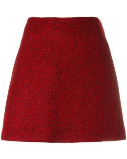 Classic Fitted Skirt