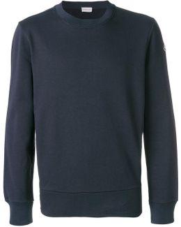 Shell-panelled Sweatshirt