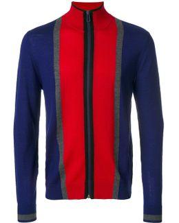 Zip-up Sweater